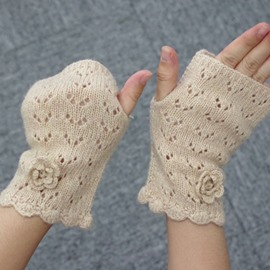 Ericdress Hollow Out Retro Women's Gloves
