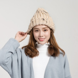Ericdress Winter Warm Women Knitted Hat