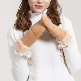 Ericdress Winter Warm Women's Gloves