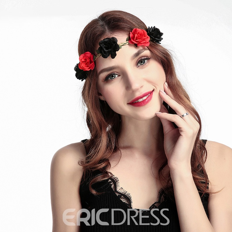 Ericdress Goddess Flower Hair Accessories