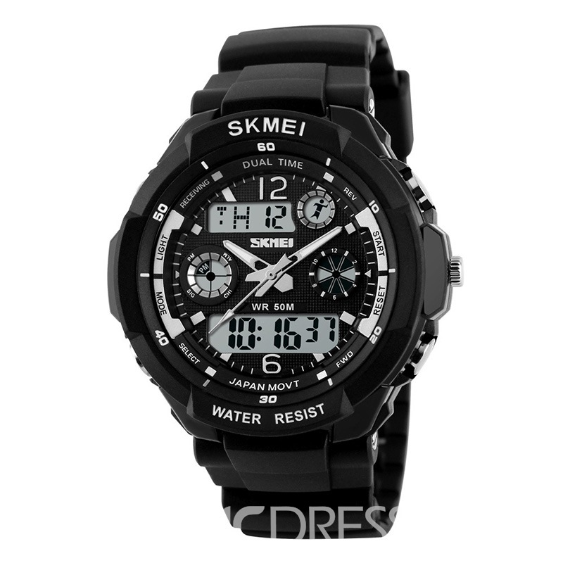 Ericdress Outdoor Multifunctional Electronic Sport Watch