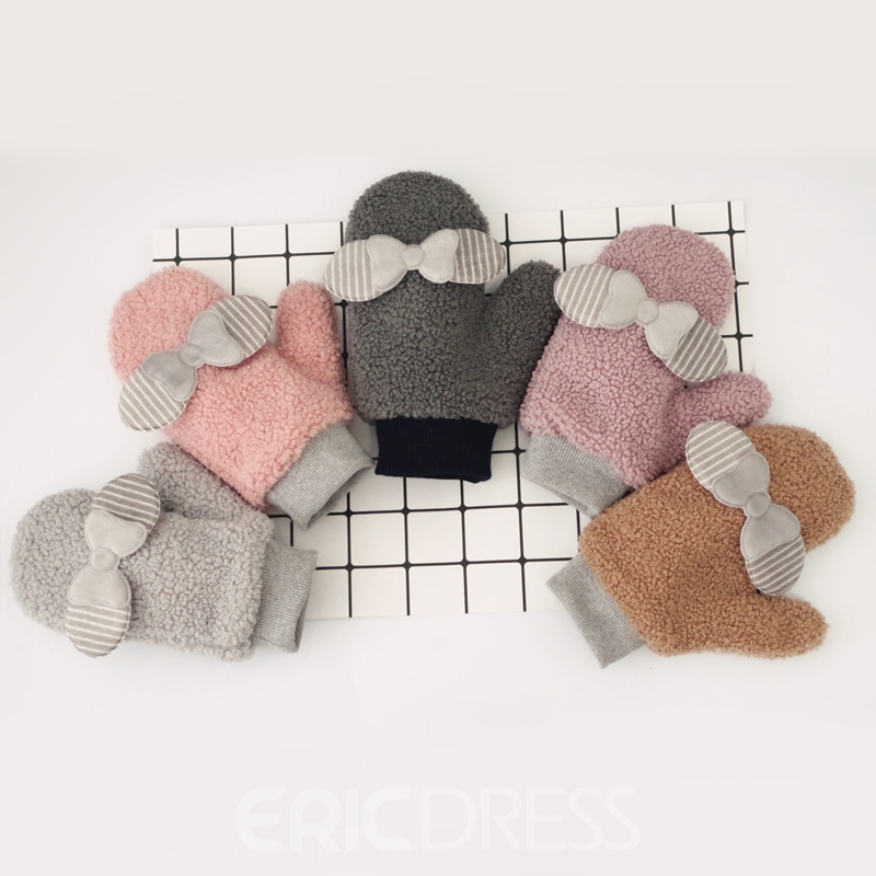 Ericdress Cutie Fluffy Women's Gloves