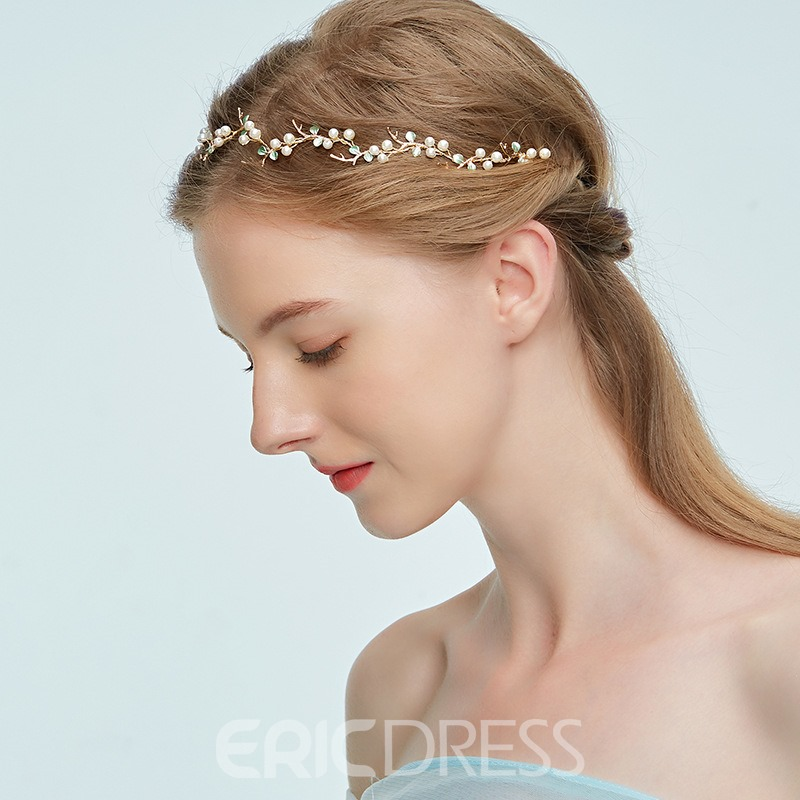 Ericdress Wedding Pearl Princess Hair Accessories