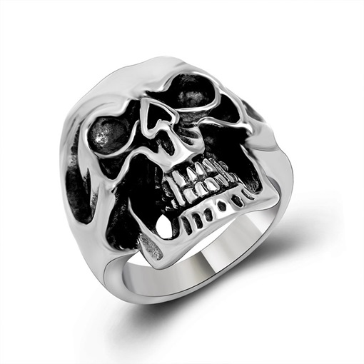 Ericdress Death Men's Ring