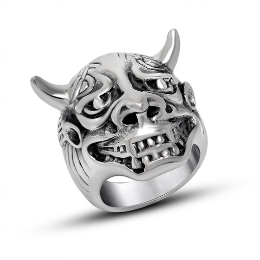 Ericdress Cow Head Men's Ring