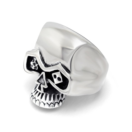 Ericdress Skull Alloy Ring