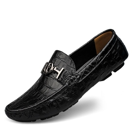 Ericdress Sequin Round Toe Slip-On Men's Loafers