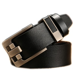 Ericdress Top Leather Wide Men Business Belt