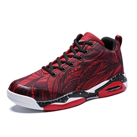 Ericdress Print High-Cut Upper Men's Athletic Shoes