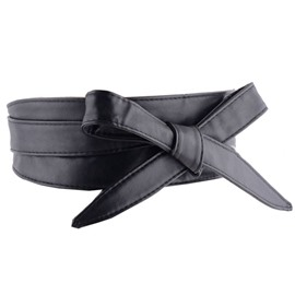 Ericdress Narrow Band Leather Belt