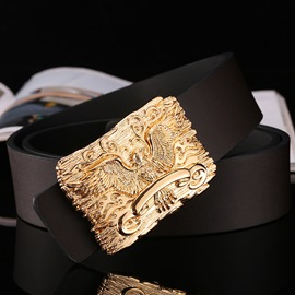 Ericdress Alloy Men's Belt