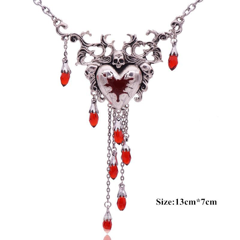 Ericdress Heart Charm Necklace