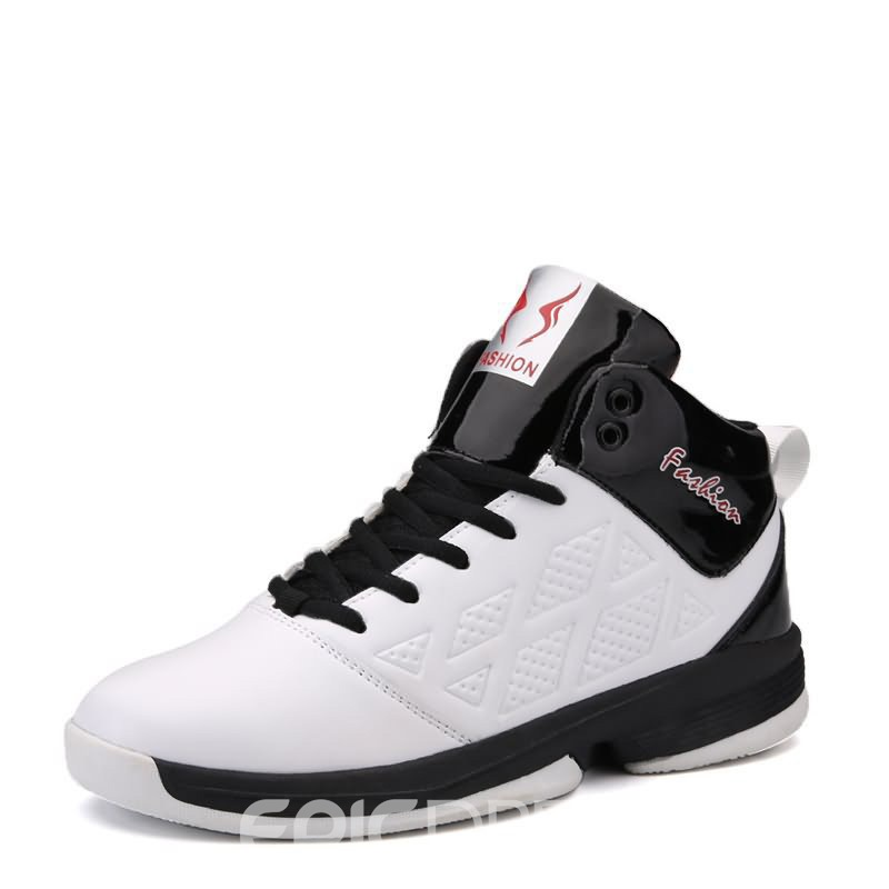 Ericdress Round Toe High-Cut Upper Men's Athletic Shoes