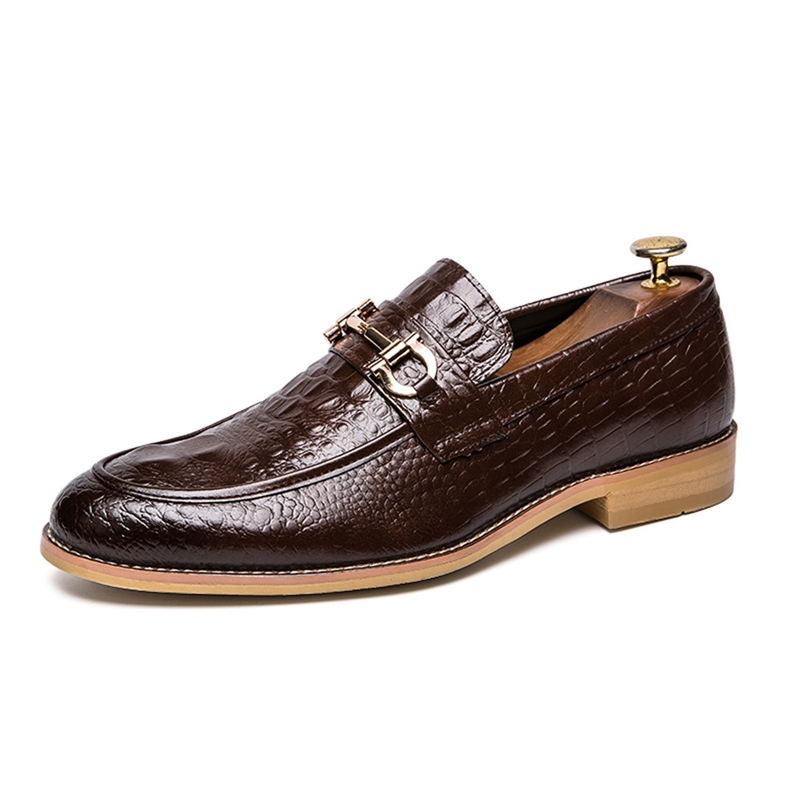 Ericdress Sequin Low-Cut Upper Men's Oxfords