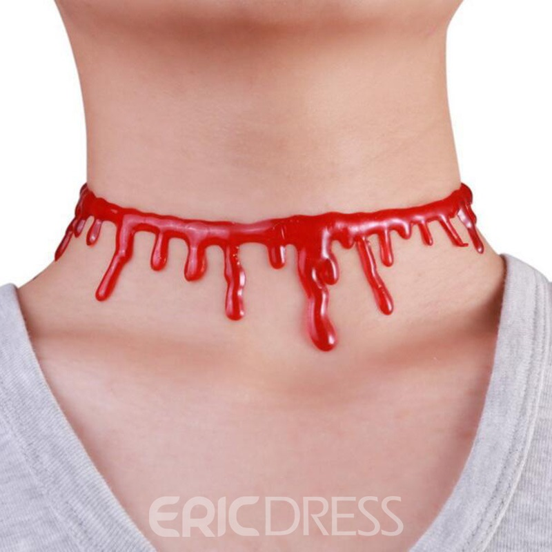 Ericdress Bloodiness Neacklace
