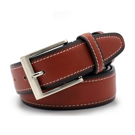 Ericdress Top Leather Surface Wiring Man Belt
