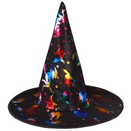 Ericdress Halloween Magic Hat