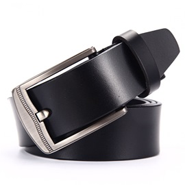 Ericdress Top Cow Leather Men's Belt