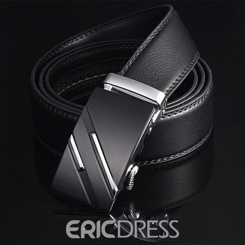 Ericdress Leather Casual Alloy Belt