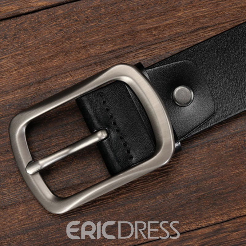 Ericdress Top Leather Belt For Men