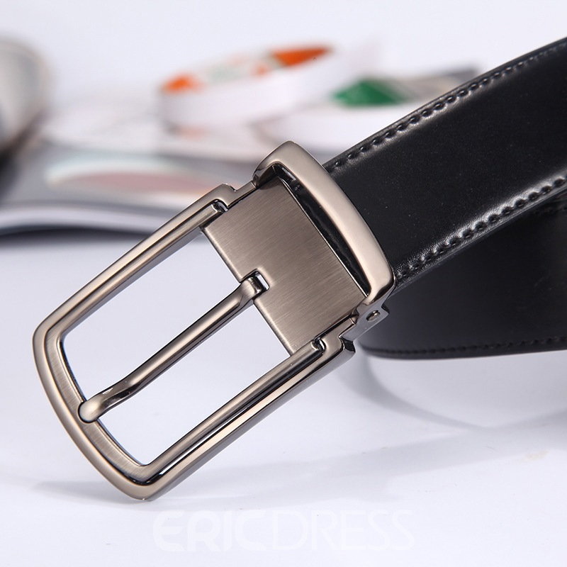 Ericdress Top Leather Man Belt
