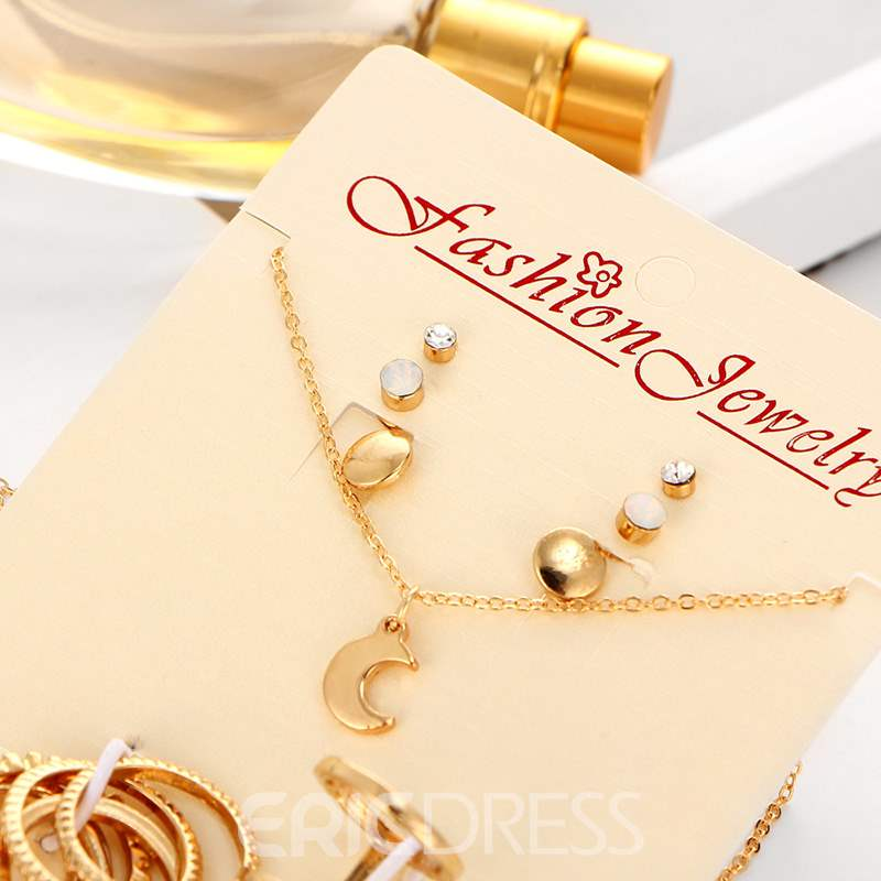 Ericdress Fashion Alloy Jewelry Set