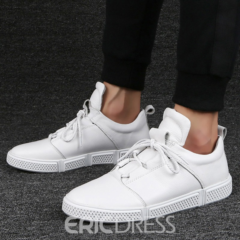 Ericdress Round Toe Low-Cut Upper Men's Casual Shoes