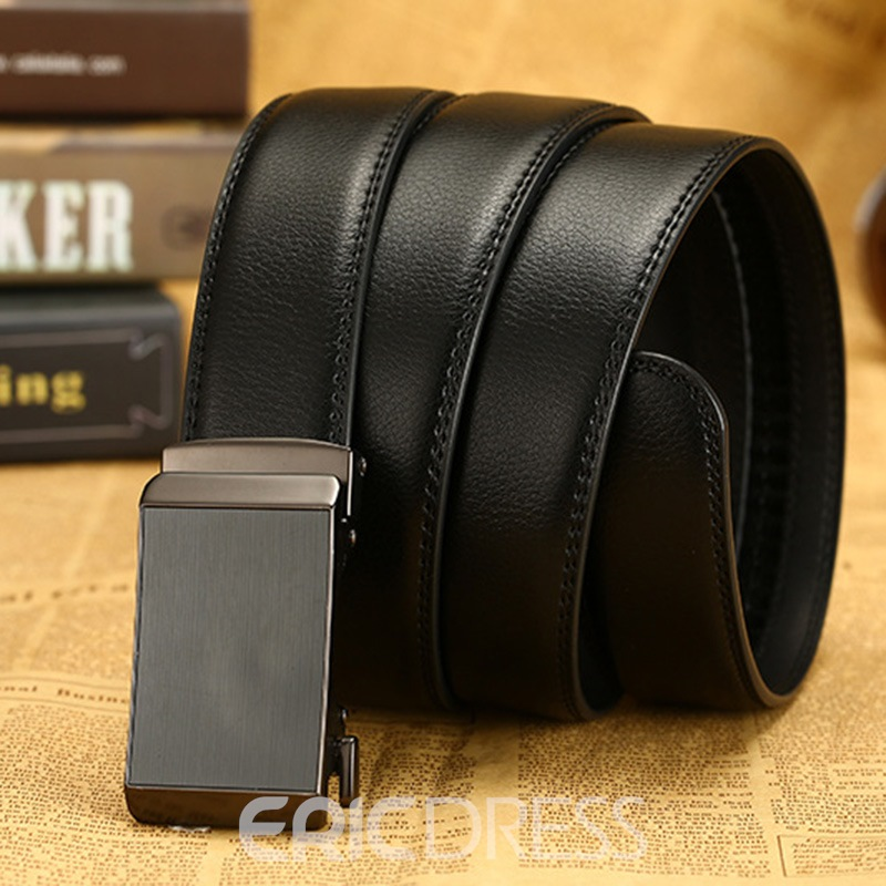 Ericdress Leather Casual Leather Belt