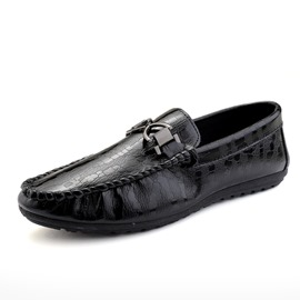 Ericdress PU Low-Cut Upper Slip-On Men's Loafers
