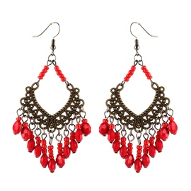 Ericdress Baroque Style Vintage Beads Earrings