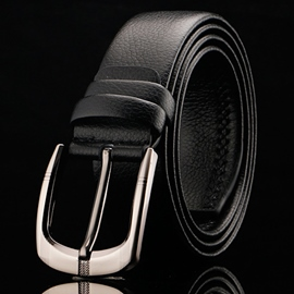Ericdress Relaxation Leather Men's Belt