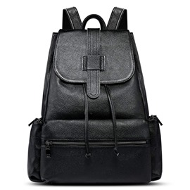 Ericdress Casual PU Soft Women Backpack