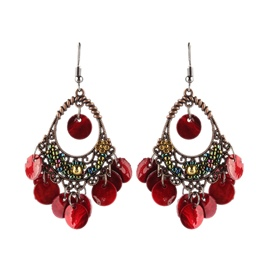 Ericdress Boho Style Vintage Earrings