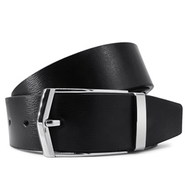 Ericdress Top Leather Pin Buckle Men's Belt