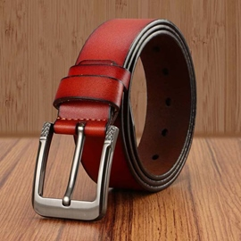 Ericdress Natural Leather Men Belt