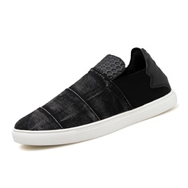 Ericdress Patchwork Color Block Slip-On Men's Trainers