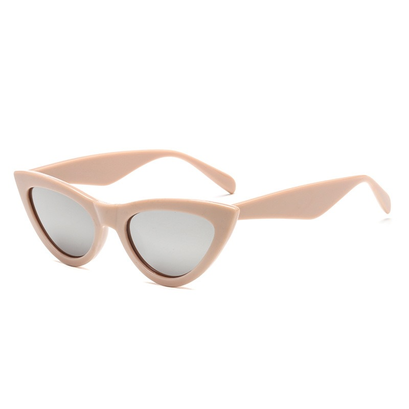 Ericdress 2018 Fashion Colour Top Cat Eye Women Sunglasses for Summer UV400