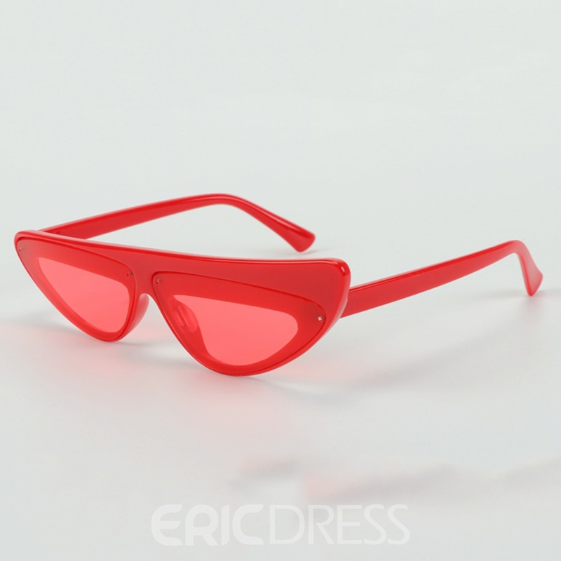 Ericdress Personalized Triangle Fashion Sunglasses For Summer Outdoor UV400