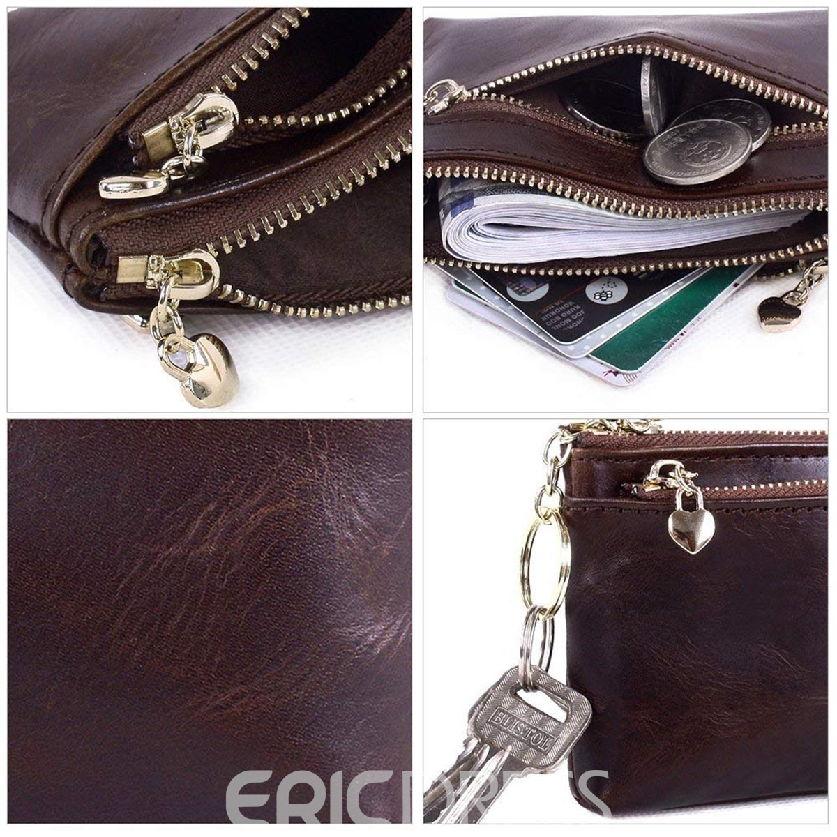 Ericdress Note Compartment Short Wallet