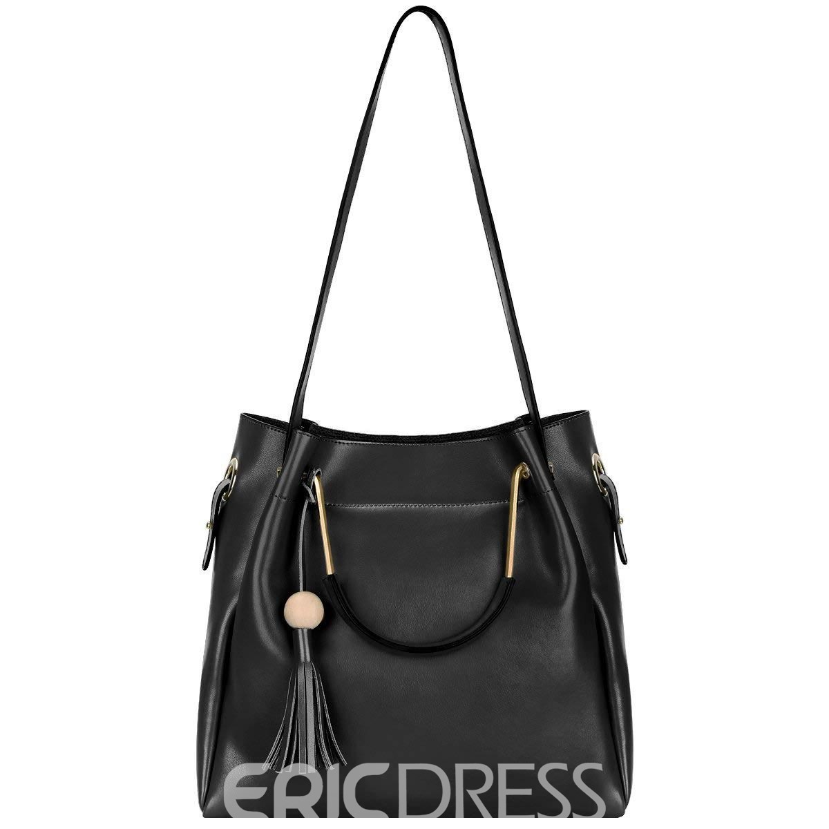 Ericdress PU Casual Tassel Bag Set