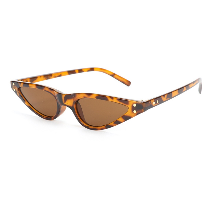 Ericdress Summer Colour Top Cat Eye Personalized Sunglasses For Women UV400