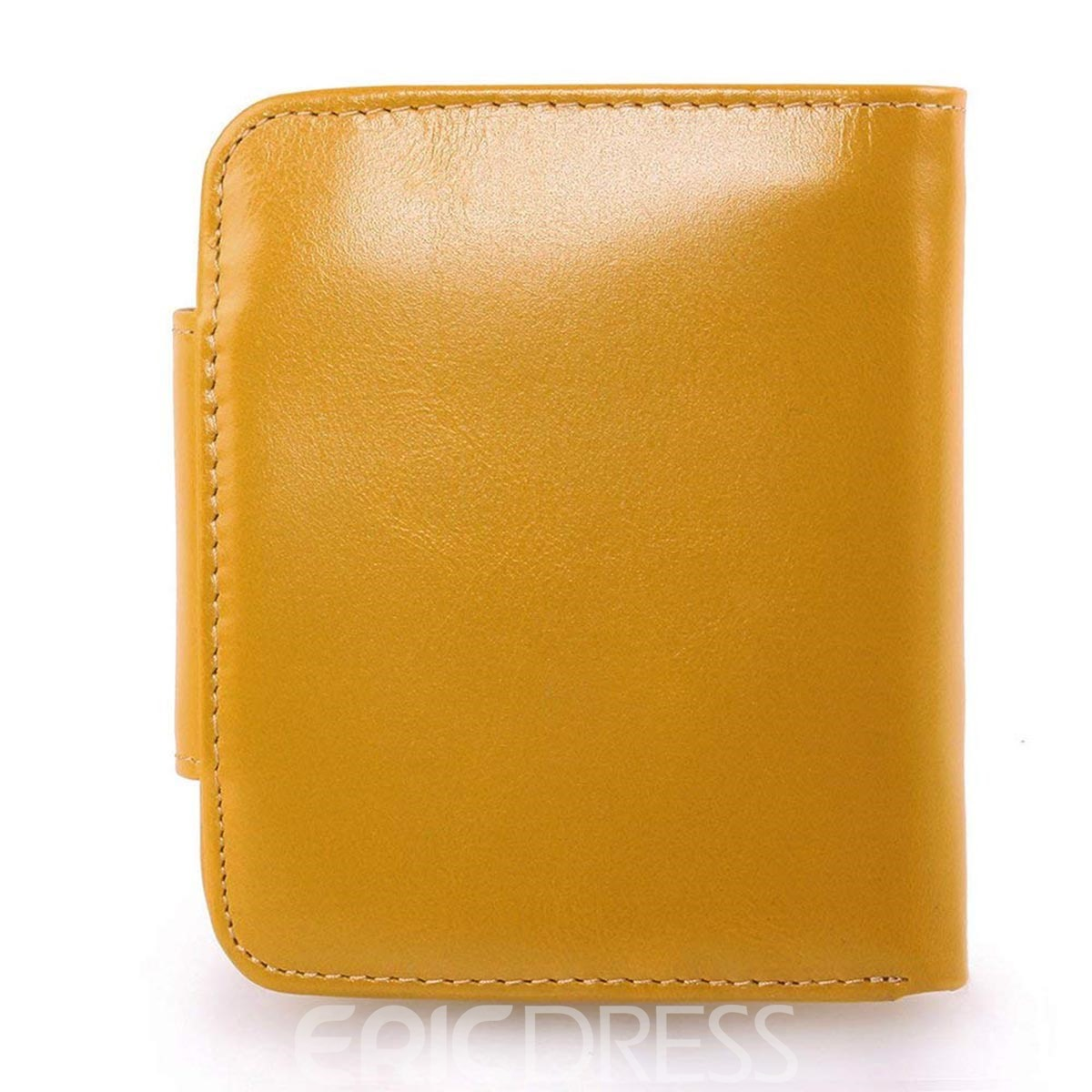 Ericdress Colorful Rectangle Hasp Wallet