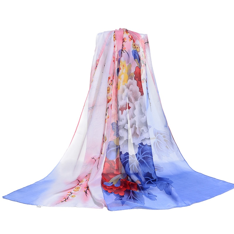 Ericdress Printing Floral Scarf for Women