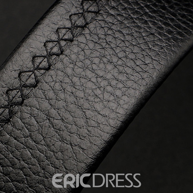 Ericdress Embossed Patterns Automatic Buckle