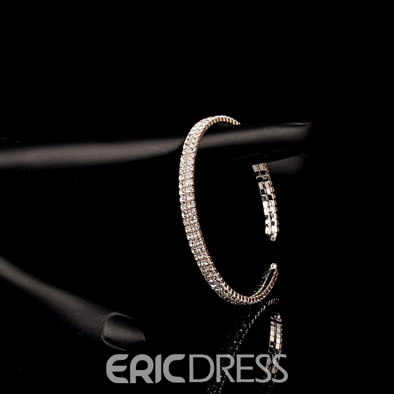 Ericdress Diamante Shining Fashion Bracelet