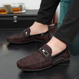 Ericdress Sequin Low-Cut Upper Men's Casual Shoes