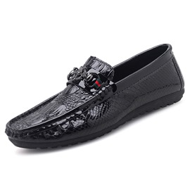 Ericdress Sequin Round Toe Slip-On Men's Casual Shoes