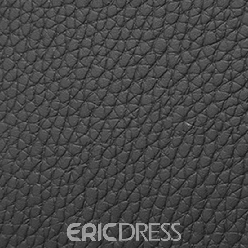 Ericdress European Thread PU Half Moon Tote Bags