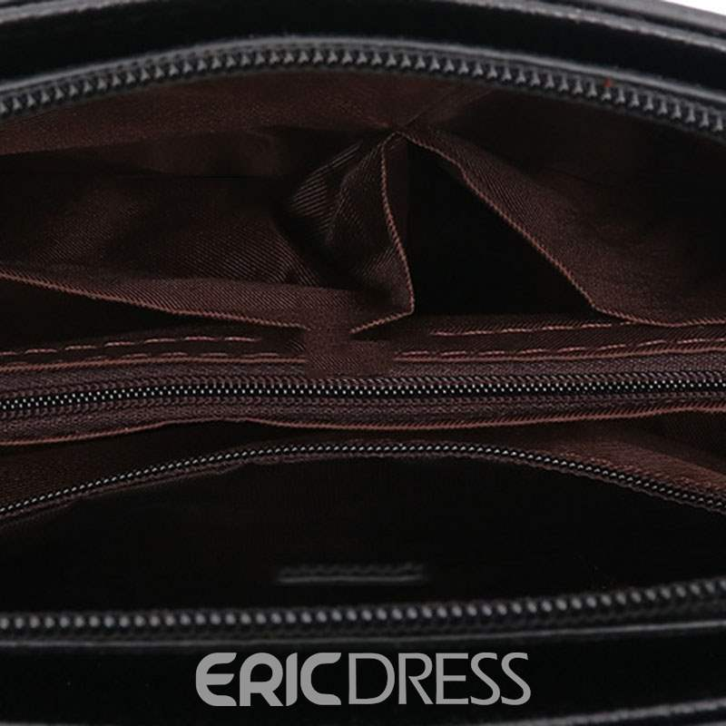 Ericdress PU Thread Flap Tote Bags