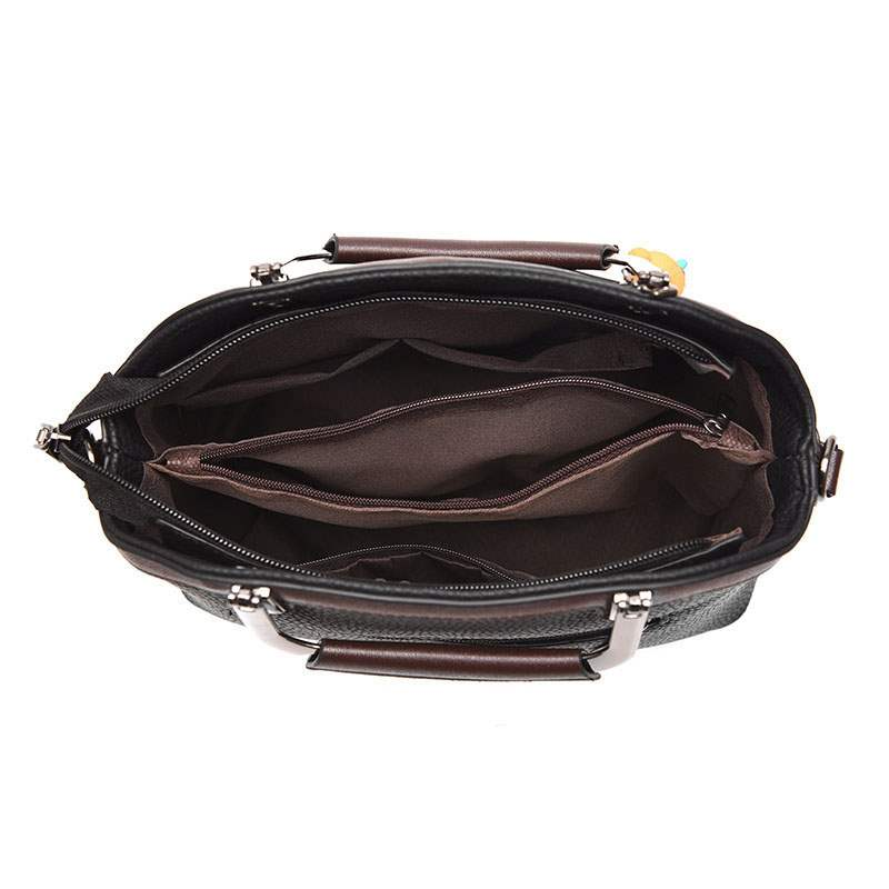 Ericdress Thread PU Shell Tote Bags